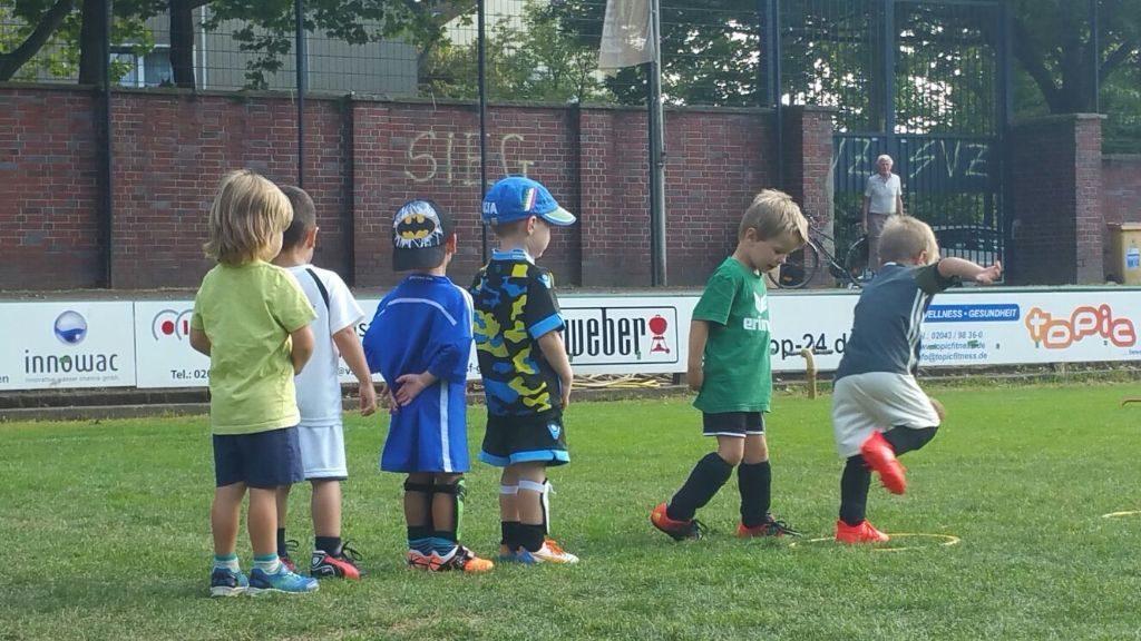 Fußballkindergarten